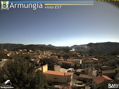view from Armungia on 2019-03-12