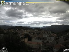 view from Armungia on 2019-03-13