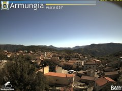 view from Armungia on 2019-03-17