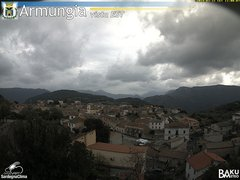 view from Armungia on 2019-03-22