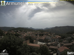 view from Armungia on 2019-07-08