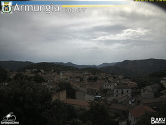view from Armungia on 2019-07-14