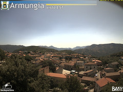 view from Armungia on 2019-07-21