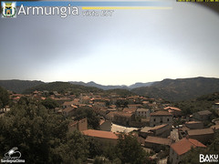 view from Armungia on 2019-07-22