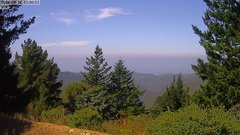view from Kings Mountain on 2018-08-16