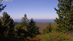 view from Kings Mountain on 2018-10-15