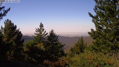 view from Kings Mountain on 2018-10-19
