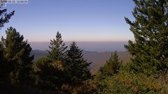 view from Kings Mountain on 2018-10-21