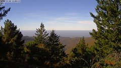 view from Kings Mountain on 2018-11-04