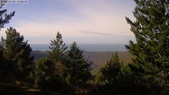 view from Kings Mountain on 2018-12-03