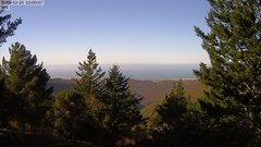 view from Kings Mountain on 2018-12-25
