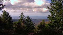 view from Kings Mountain on 2019-01-12