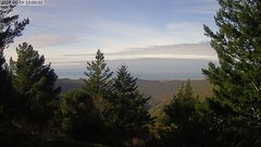 view from Kings Mountain on 2019-01-19
