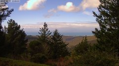 view from Kings Mountain on 2019-02-11