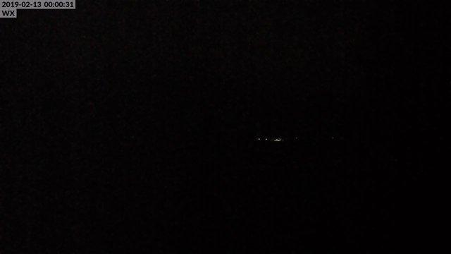 time-lapse frame, Kings Mountain webcam
