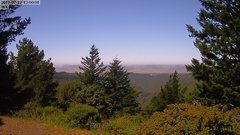 view from Kings Mountain on 2019-07-22