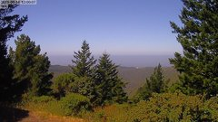 view from Kings Mountain on 2019-08-16