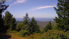 view from Kings Mountain on 2019-08-21