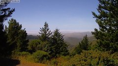 view from Kings Mountain on 2019-08-22
