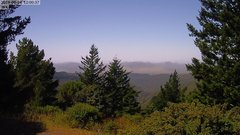 view from Kings Mountain on 2019-08-24