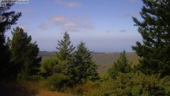 view from Kings Mountain on 2019-08-29