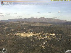 view from Monte Lusei Seui on 2019-03-06