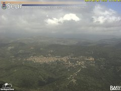 view from Monte Lusei Seui on 2019-05-06