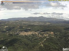 view from Monte Lusei Seui on 2019-05-17