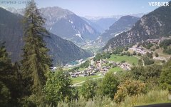 view from Verbier2 on 2018-07-30