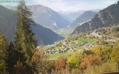 view from Verbier2 on 2018-10-17