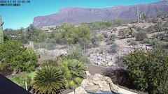 view from CliffRose on 2018-11-13