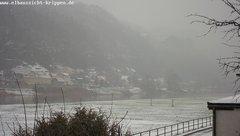 view from Webcam in Bad Schandau Sächsische Schweiz on 2019-01-11