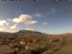 view from Meteo Hacinas on 2018-11-13