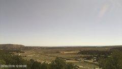 view from West Rabbit Gulch, Duchesne County, UT on 2018-09-20
