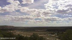 view from West Rabbit Gulch, Duchesne County, UT on 2018-09-23