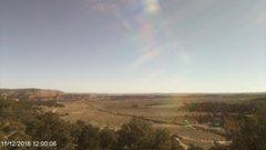 view from West Rabbit Gulch, Duchesne County, UT on 2018-11-12