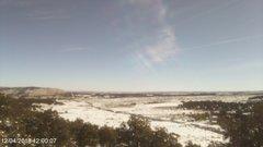 view from West Rabbit Gulch, Duchesne County, UT on 2018-12-04