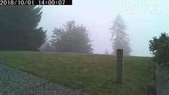 view from Verbier Snowcam2 on 2018-10-01