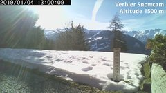view from Verbier Snowcam2 on 2019-01-04