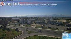 view from Sestu Cortexandra on 2019-02-07