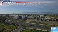 view from Sestu Cortexandra on 2019-02-11