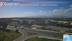 view from Sestu Cortexandra on 2019-02-12