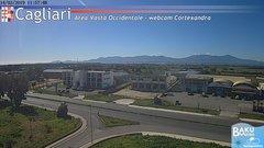 view from Sestu Cortexandra on 2019-02-14