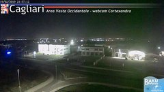 view from Sestu Cortexandra on 2019-02-19