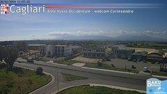 view from Sestu Cortexandra on 2019-02-20