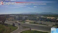 view from Sestu Cortexandra on 2019-02-27