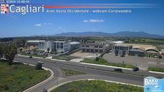 view from Sestu Cortexandra on 2019-04-27
