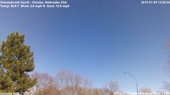view from Stoneybrook South on 2019-01-09