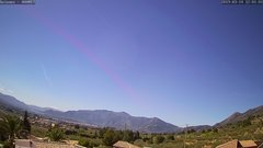 view from Gaianes - El Comtat on 2019-03-14