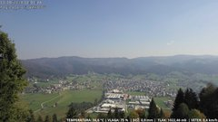 view from CAM-VZHOD-Žirk on 2018-10-11